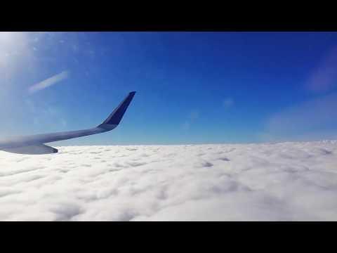A320 Neo | Aviation | Nilgiri Mountains | Flying through dense clouds