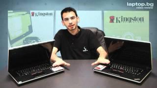 Kingston SSD vs Standard 7200 RPM HDD - (Bulgarian FullHD version)