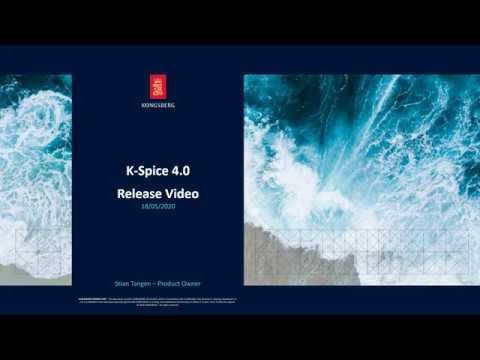 K Spice 4.0  Release