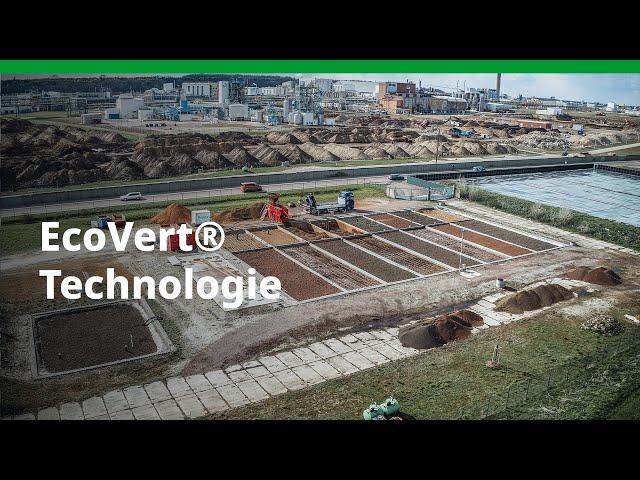 Bauer Umwelt - EcoVert®-Technologie: Für nachhaltige Grundwasserreinigung