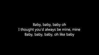 Justin Bieber - Baby (Backmask)