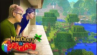 ENTRANDO NO MINECRAFT! (Minecraft de Férias) #1