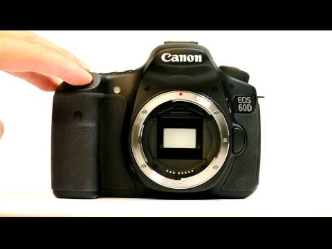 Canon 60D vs 600D (Rebel T3i) – Camera Comparison