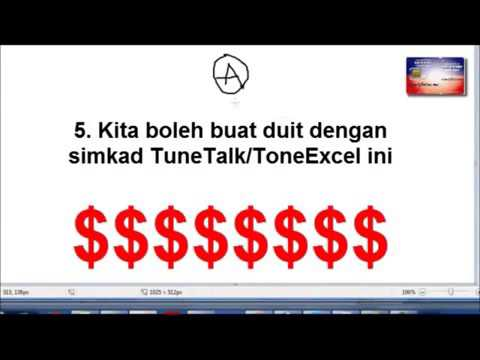 Panduan Buat Duit Dengan Handphone Anda Pengenalan kepada bisnes sampingan ToneExcel.