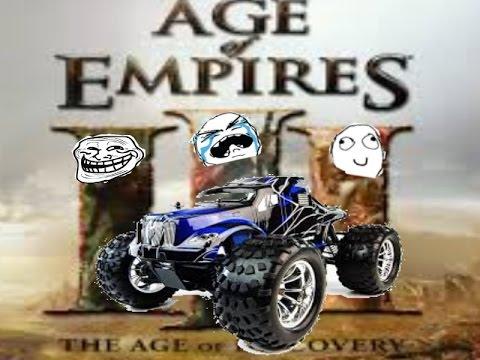 Age of Empire 3 /[Cheats]/ [German] / Trucks, Wölfe und verrückte Kannonen