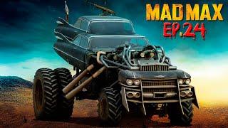 MAD MAX #24 | ROUBAR O V8 (1080P/PORTUGUÊS)