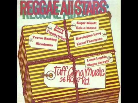 Eek A Mouse No Apology - Reggae All Stars Tuff Gong Music 56 Hope Road - DJ APR