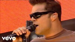 Ricky Martin - Livin La Vida Loca (Live)