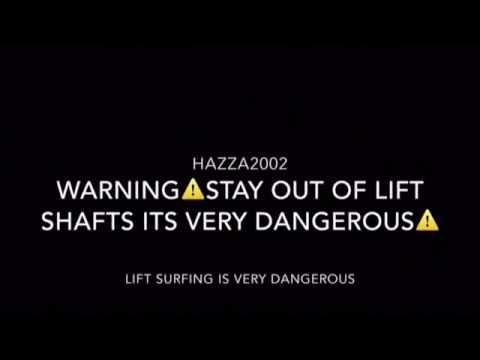What should take a plummet down the lift...