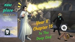 Year 6 Chapter 15 In The Deep End Harry Potter Hogwarts Mystery