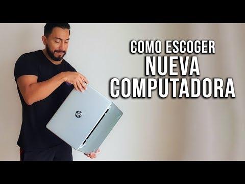 Como escoger una computadora nueva 💻