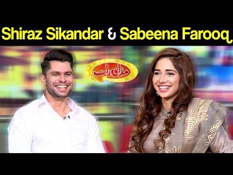 Sabeena Farooq &