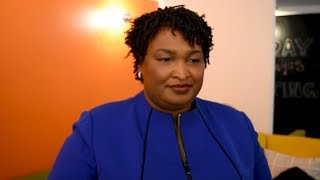 """Stacey Abrams: """"We Have to Work Harder"""" Than Those Who Would Suppress the Vote"""