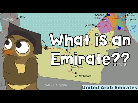 What is an Emirate?