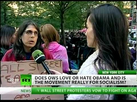 Obama still a no show at Occupy Wall Street