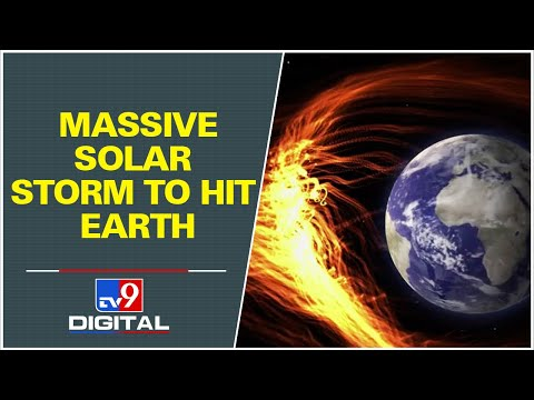 Geomagnetic solar storm will hit earth, communication impact likely