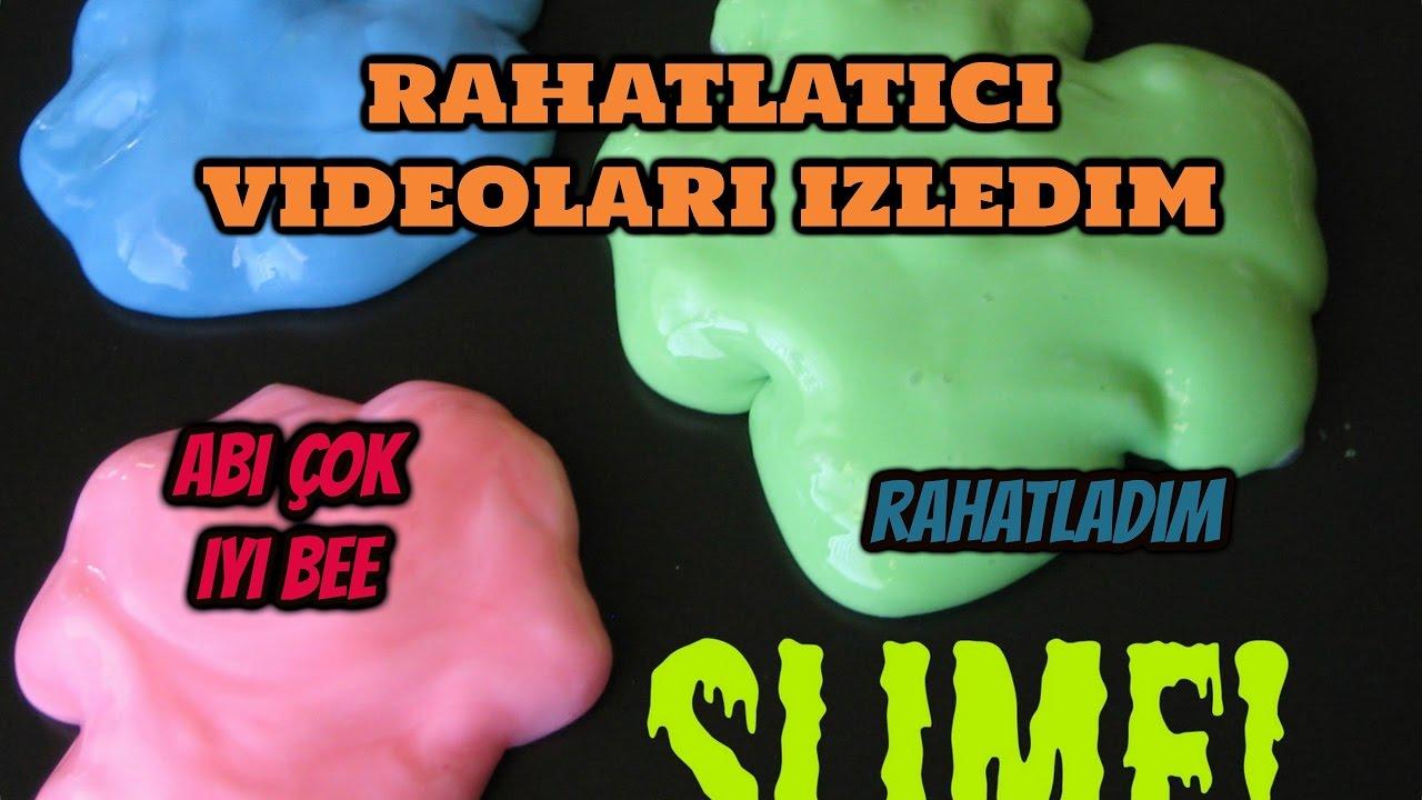 En Rahatlatıcı Slime Videoları #1 ( Abi Rahatladım Be )