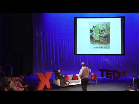 3 days from bankruptcy and back.. | Peter Kinsella | TEDxLiv