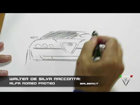 Walter De Silva racconta: vi disegno l
