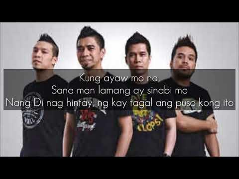 U T I Umasa Tapos Iniwan Lyrics (ROCKSTEDDY)
