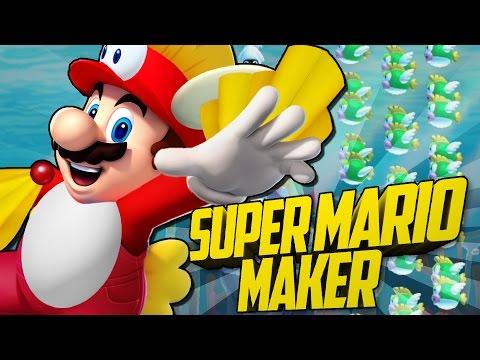 SCHWIMM MARIO, SCHWIMM!! - Super Mario Maker #04 [Deutsch/HD]