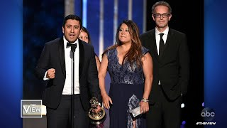 """Congratulations to Rudy Valdez Emmy Win for """"The Sentence"""" 