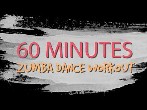 60 Minutes Latin Dance Fitness Workout burn OVER 1000 Calories | Full Body Workout for weight loss