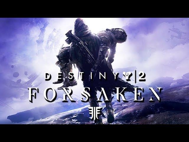 DESTINY 2: FORSAKEN Full Gameplay Walkthrough No Commentary 1080p HD