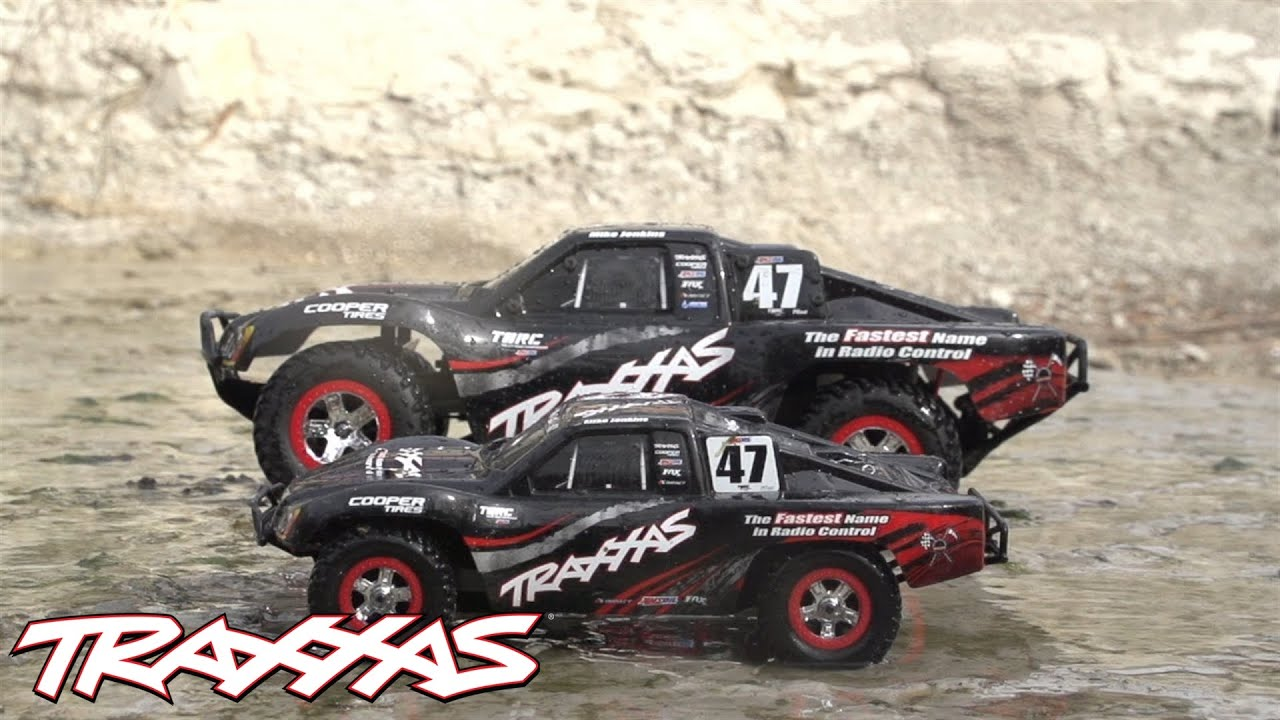 4WD Short Course Fun | 1/16 Slash 4X4
