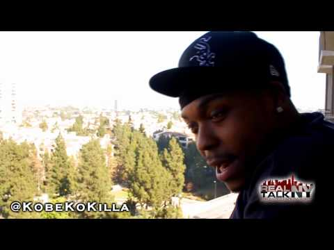 Kobe Speaks On Being On Eminem's Album & Hearing Dr.Dre's Detox