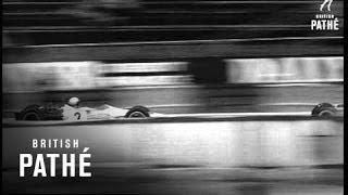 Motor Racing Aka Hulme Wins Daily Express International Trophy Race (1968)