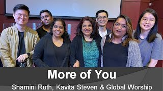 More of You -Shamini Ruth, Kavita Steven and Global Worship Malaysia