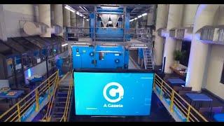 Rede Gazeta - Lançamento Nova A Gazeta