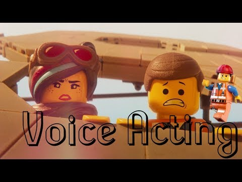 The LEGO Movie 2 - Voice Acting (2019)