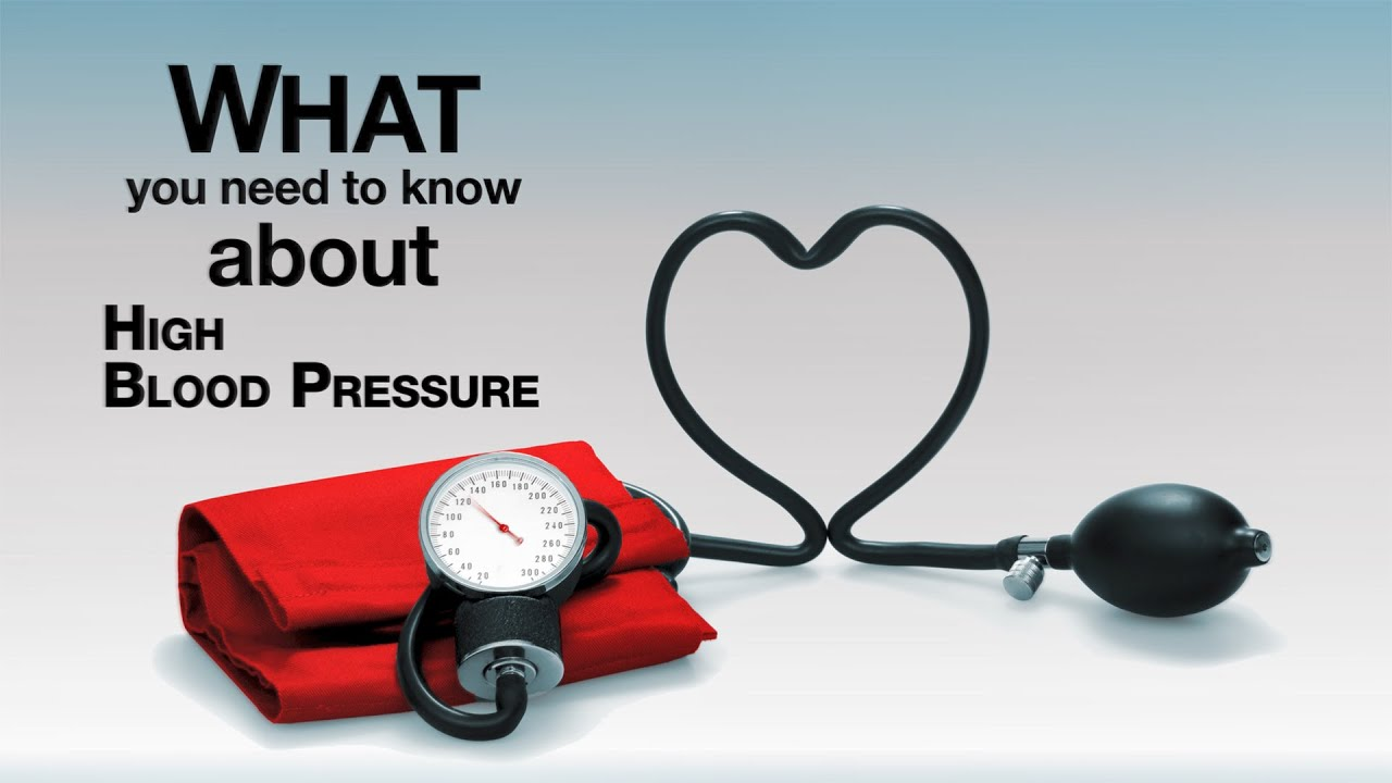 What You Need to Know About High Blood Pressure (:45) | CDC-TV | CDC