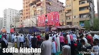 احتفالات العيد في الشارع المصري