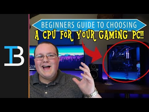 Beginners Guide To Choosing A Gaming Processor! (How To Choose The CPU For Your Gaming PC)