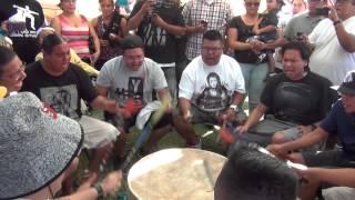 Young Spirit 2 Sat afternoon San Manuel Powwow 2014