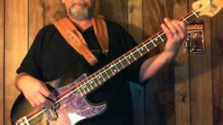 Robert Palmer Simply Irresistible Bass Cover