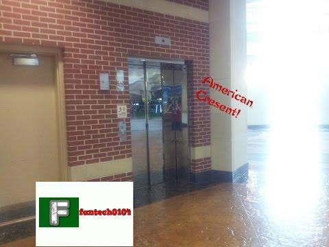 American Cresent Hydraulic Elevator @ Lexington Convention Center - Lexington, Kentucky