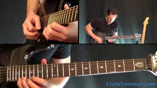 The Best of Times Guitar Lesson - Dream Theater - Solo Pt.2