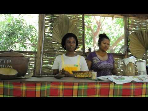 Saint Lucia Cocoa Tea