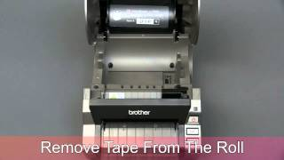 How To Install The QL 1050 Label Printer