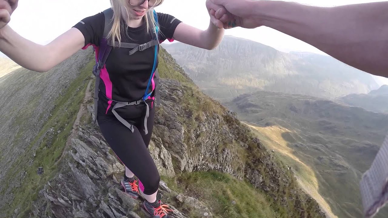 Striding Edge - September 2014 GoPro Hero 3+ Black Edition ...