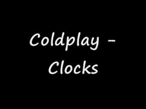 Clocks lyrics | Coldplay