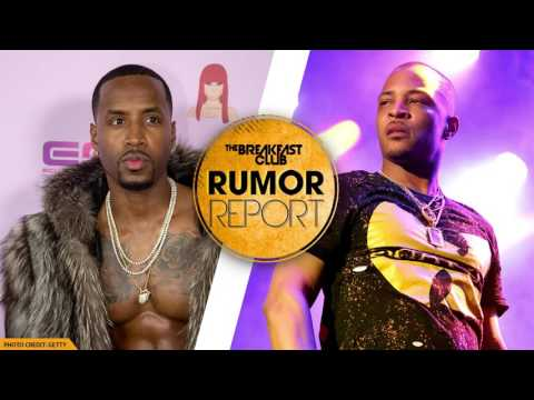 Shaq Believes The Earth Is Flat, T.I. Disses Safaree Samuels