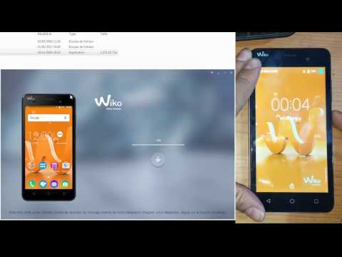 Bypass Account Google Wiko jerry Remove FRP by Meziani