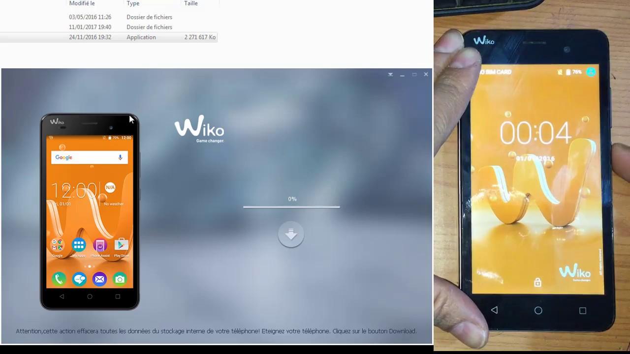 Wiko Google Account Bypass
