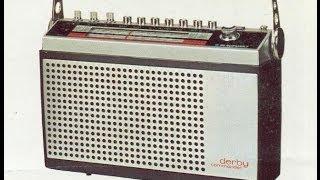 Blaupunkt Derby Commander - Gammal Transistorradio
