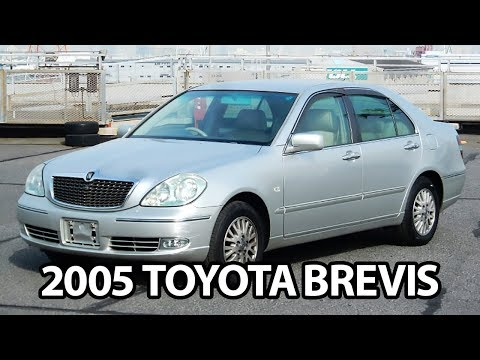 2005 TOYOTA BREVIS AI250 ELEGANCE For Sale